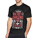 Photo de Chemises et t-Shirts de Sport Haut et Blouse, Mens Vintage Me First and The Gimme Gimmes T Shirts Black