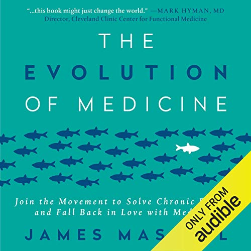 The Evolution of Medicine audiobook cover art