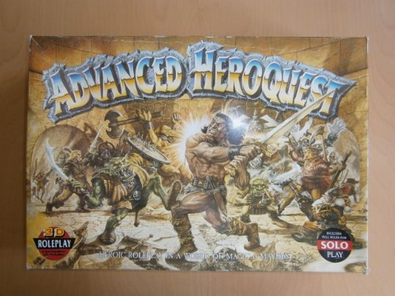 Advanced Heroquest (Herr des Schwertes)
