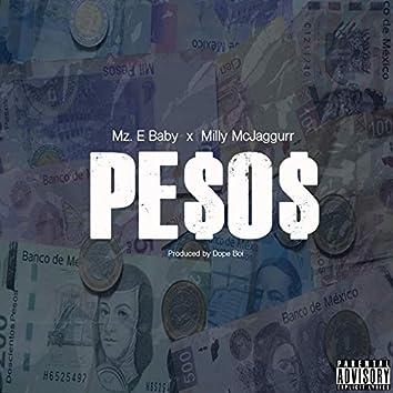 Pesos (feat. Milly McJaggurr)