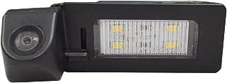 ファクトリーダイレクト バックカメラ RC-AUG11 AUDIアウディーA3 S3(8V 2013以降)車種別設計CCDバックカメラキット 純正LEDランプ装着車ナンバーレンズ交換タイプ