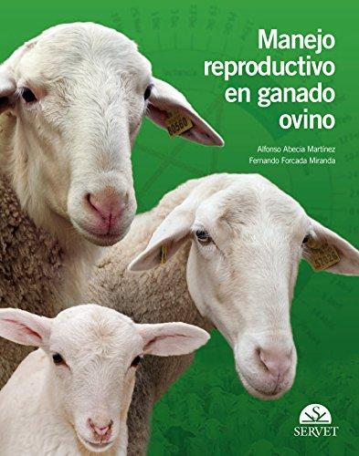 Manejo reproductivo en ganado ovino - Libros de veterinaria - Editorial Servet