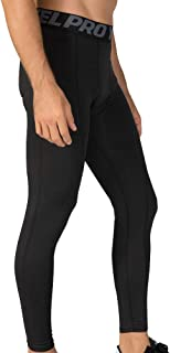 FJS UNISEX CYCLING RUNNING GYM LEGGINGS TROUSERS YOGA EXERCISE SPORTS TIGHTS