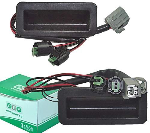 D2P für Discovery 3 & 4 hintere Heckklappe Türentriegelung Schalter Kit lr015457