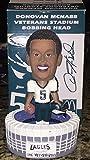 NEW IN BOX! 2002 Philadelphia Eagles Donovan McNabb White Jersey Veterans Stadium BOBBLEHEAD McDonald's!