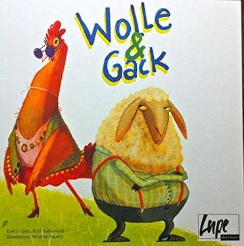 Wolle und Gack