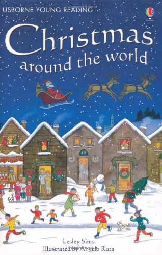 Christmas Around The World (3.1 Young Reading Series One (Red))の詳細を見る
