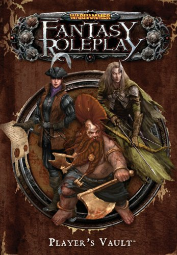 Warhammer Fantasy Roleplay 3rd Edition, Player's Vault