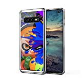 Peeknga Splatoon iPhone Case Case Cover Compatible for Samsung Galaxy S10 618376672871