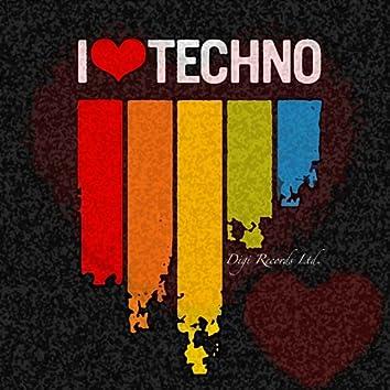 I Love Techno (Electro Vocal Mix)