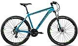 Bottecchia Vélo VTT 115 TX800 Disk 24S 27,5' Bleu H44