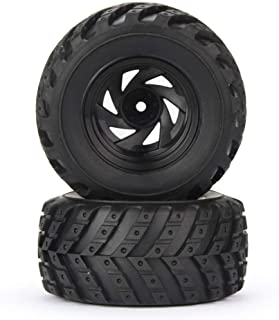 HAIBOXING RC Cars 1:18 Scale Spare Parts Apply for 18858 18859 Wheel Complete 18021 (2 Pieces)