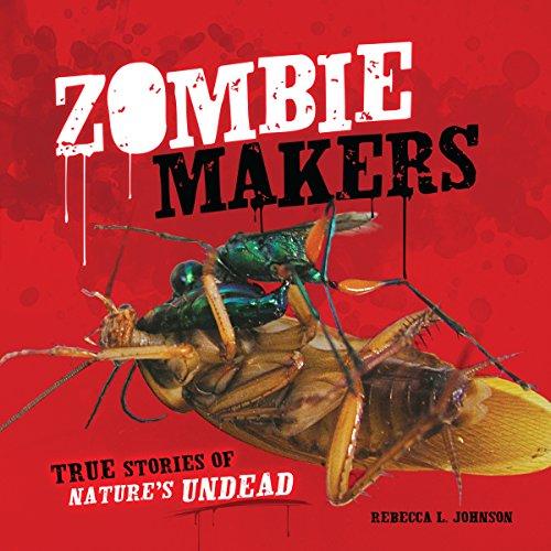 Zombie Makers copertina
