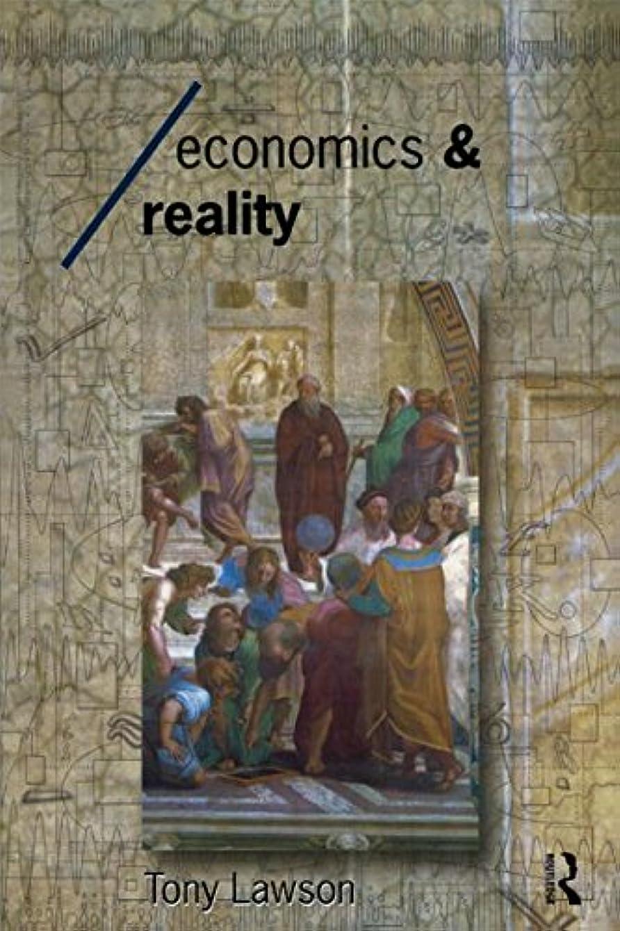 接続された舌な接続されたEconomics and Reality (Economics as Social Theory)