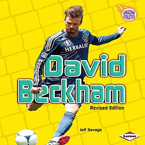 David Beckham, 2nd Edition cover art