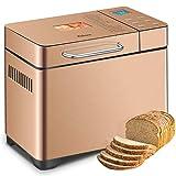 Macchina per il pane in acciaio inossidabile, macchina per il pane XL programmabile...