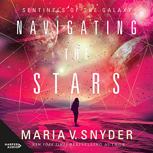 Navigating The Stars audiobook cover art