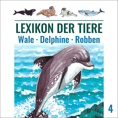 Wale, Delphine, Robben cover art