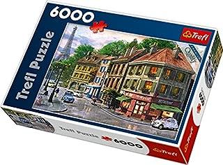 Trefl Paris Street Jigsaw Puzzle (6000 Piece)