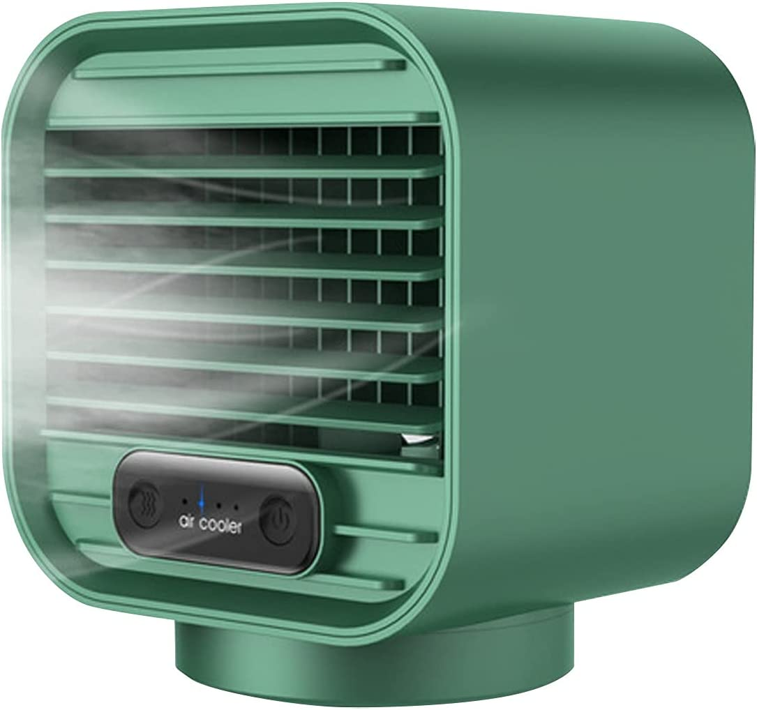 Portable Air Conditioner Fans Year-end Store gift USB Recha