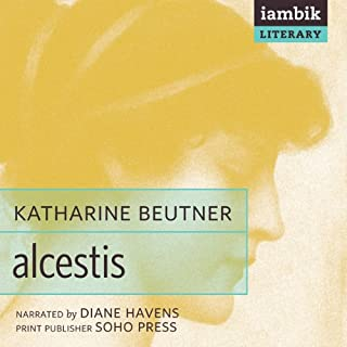 Alcestis audiobook cover art
