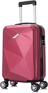 """Luggage,Trolley Case,Student Luggage,Carry on Luggage,Women&Men Trolley Suitcase with TSA Lock 20-24"""",B,24inches"""