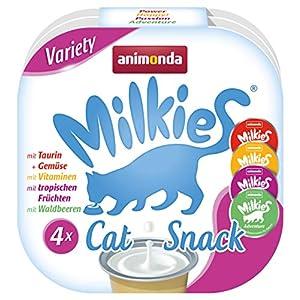 Animonda Milkies Selection, Katzenmilch portioniert 6