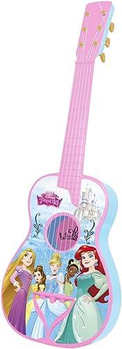 Reig 5282Disney Princesses de guitare espagnole avec 6cordes