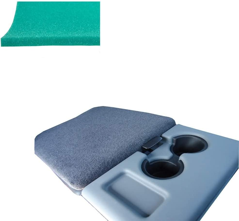 Car Console Covers Plus Made in USA Low excellence price Cent Fleece Cushioned Padded