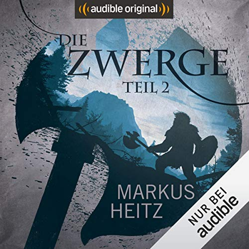 Die Zwerge, Teil 2 audiobook cover art