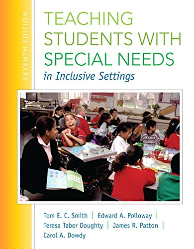 Teaching Students with Special Needs in Inclusive Settings, Enhanced Pearson eText with Loose-Leaf Version -- Access Car