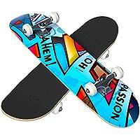 IPOW Amazing Graphic Premium Skateboard
