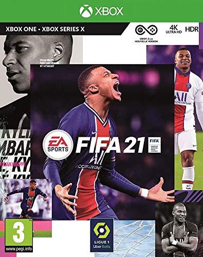 Jeu Xbox One Electronic Arts FIFA 21