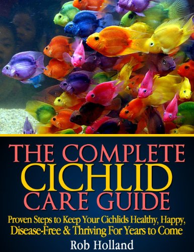 The Complete Cichlid Care Guide - My 20 Years Personal Journey Keeping Cichlids Thriving (English Edition)