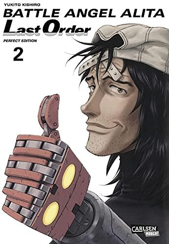 Battle Angel Alita - Last Order - Perfect Edition 2: Kultiger Cyberpunk-Action-Manga in hochwertiger Neuausgabe
