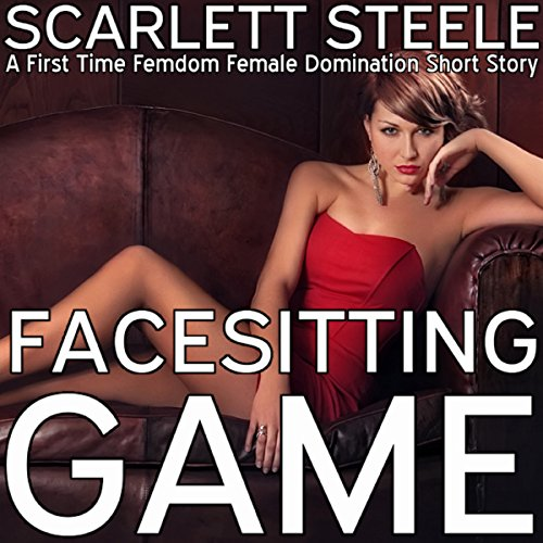 Facesitting Game audiobook cover art