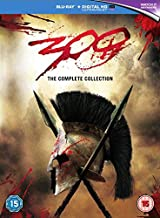 300 / 300: Rise of an Empire Double Pack 2007  Region Free