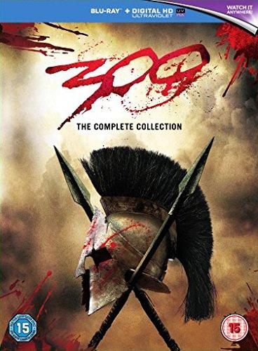 300 - Complete Collection Double Pack (2 Blu-Ray) [Edizione: Regno Unito] [Italia] [Blu-ray]
