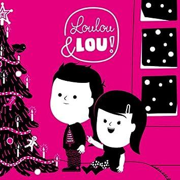 Kerstliedjes Loulou en Lou