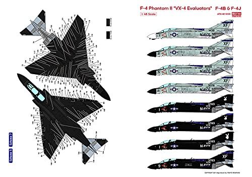 愛宕デカル 1/48 F-4 Phantom 2