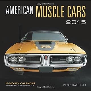 american muscle 2014 calendar