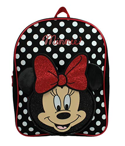 Kinder Disney Minnie Mouse Polka Dot Rucksack