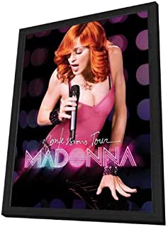 Madonna: The Confessions Tour Live from London - 27 x 40 Framed Movie Poster