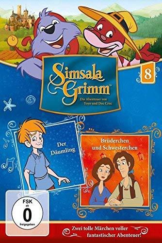 SimsalaGrimm 8 - Der Däumling / Brüderchen und Schwesterchen