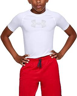Under Armour Heatgear Armour Camisa Manga Corta Niños