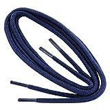 Collonil Rund 75 cm Azul Marino Cordones De Zapato Redondo Fino