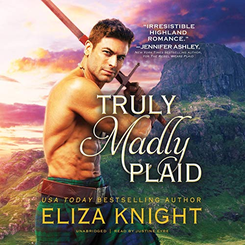 Truly, Madly, Plaid cover art