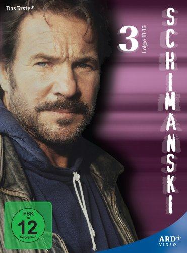 Schimanski - Edition Box 3 [3 DVDs]