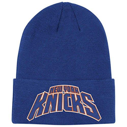 adidas Nueva York Knicks Cuffed Long Knit Gorro Adulto OSFA kl20z