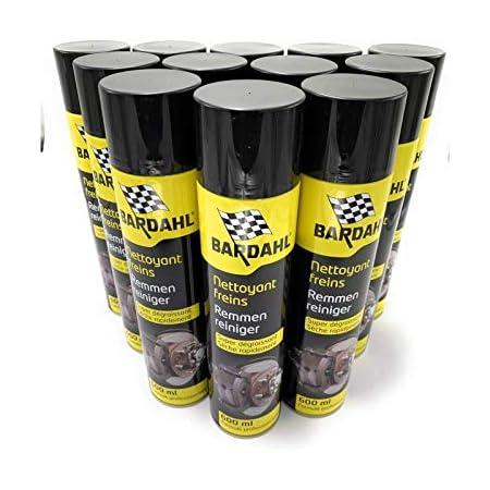 BARDAHL LOT DE 12 BOMBES NETTOYANT FREIN SUPER DEGRAISSANT 600 ML
